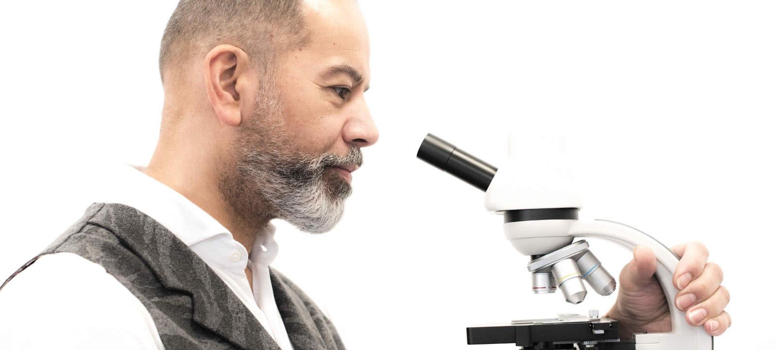 Hair microscopy