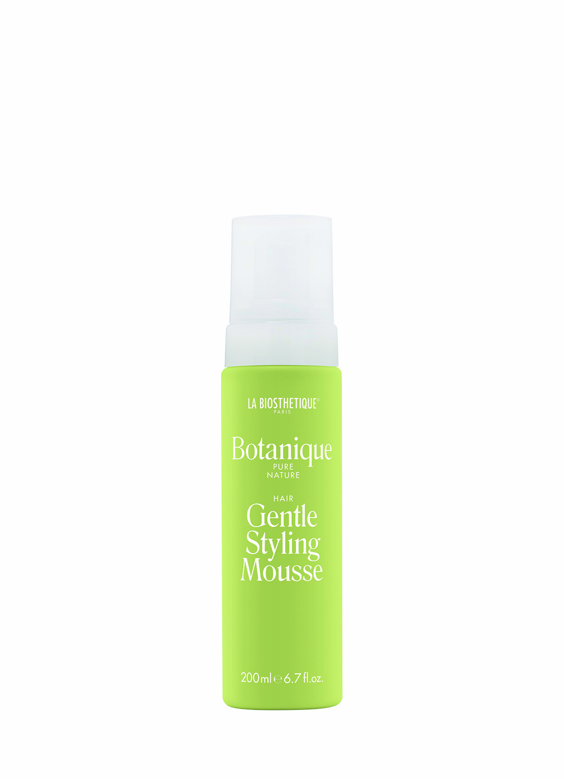 Hair Botanique Gentle Styling Mousse 200ml
